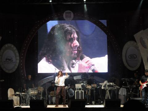 Sonu Nigam (Fund Raising)